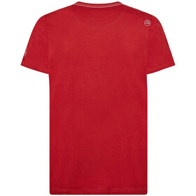 La Sportiva Breakfast T-Shirt Men chili